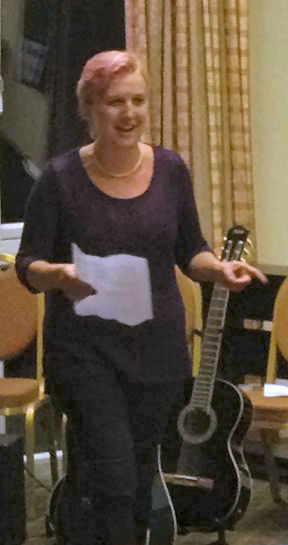 Swanwick Cathy singing